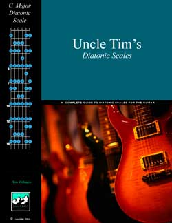 Uncle Tim's Diatonic Scales