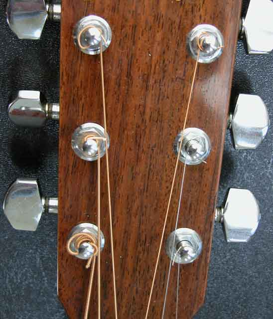 How To String An Acoustic Guitar The Uncle Tim Method Of Stringing