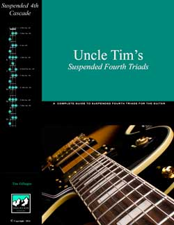 Uncle Tim's Suspended Fourth Triads