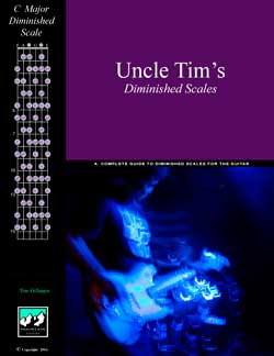 Uncle Tim's Diminished Scales