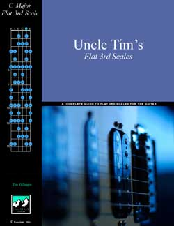 Uncle Tim's Flat Third Scales