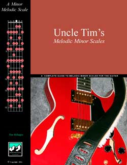 Uncle Tim's Melodic Minor Scales
